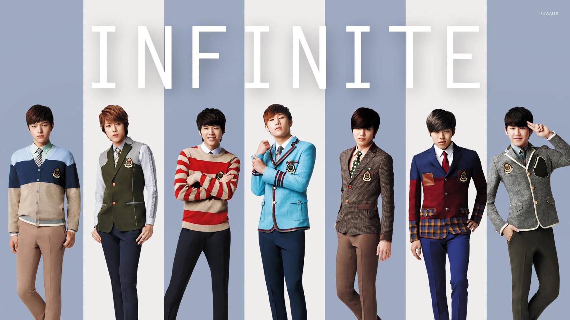 infinite hd