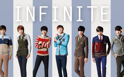 Infinite wallpaper