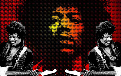 Jimi Hendrix [2] wallpaper