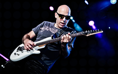 Joe Satriani [3] wallpaper