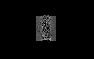 Joy Division - Unknown Pleasures wallpaper