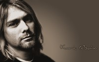 Kurt Cobain - Nirvana wallpaper 1920x1080 jpg