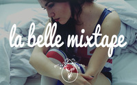 La Belle Mixtape with a girl in the bed wallpaper 2560x1440 jpg