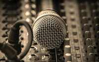 Microphone [2] wallpaper 1920x1200 jpg