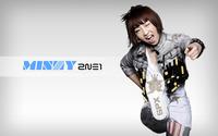 Minzy - 2NE1 [2] wallpaper 1920x1200 jpg