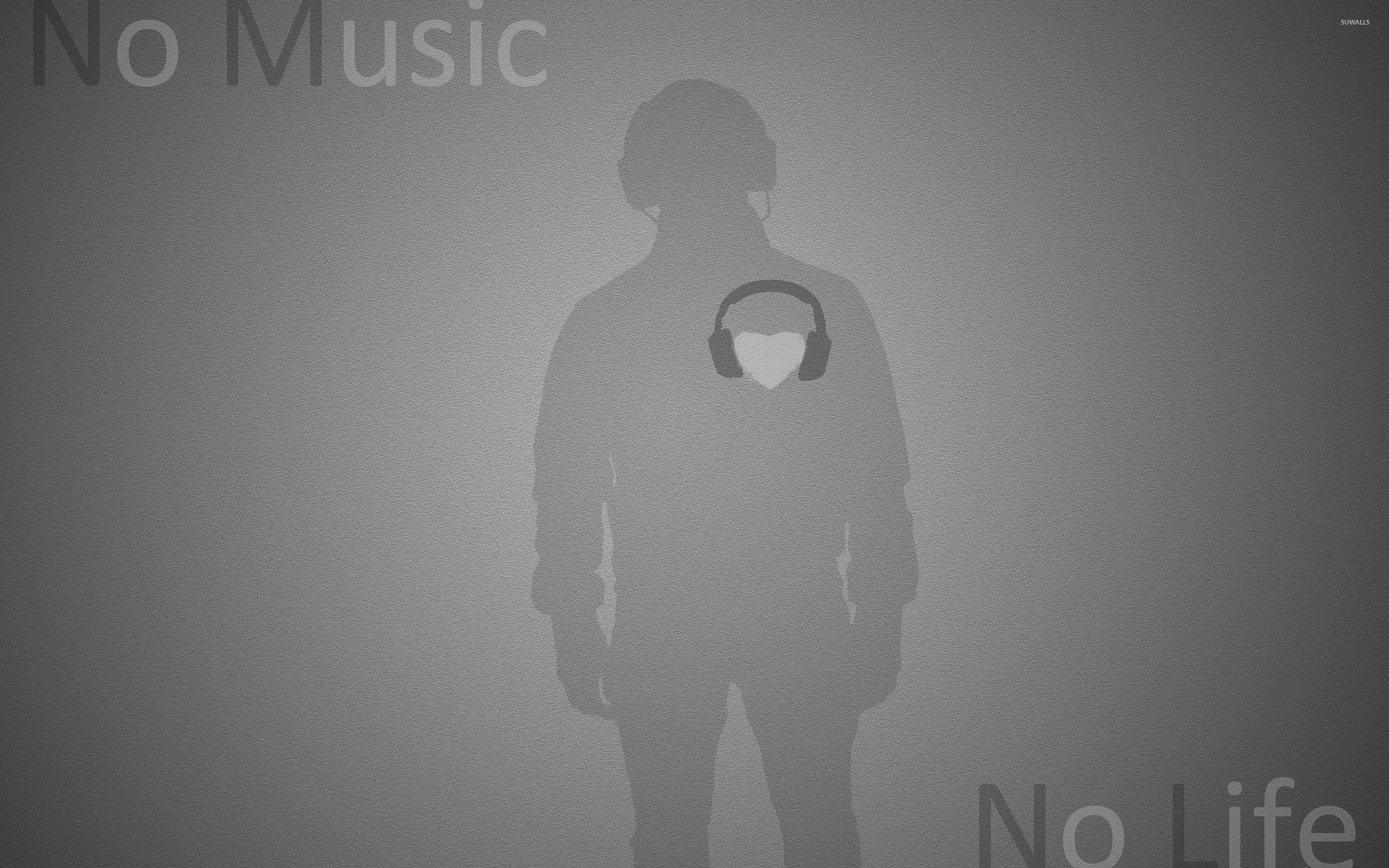 No Music No Life Wallpaper Music Wallpapers 46051