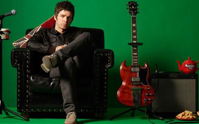 Noel Gallagher wallpaper