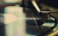 Record Playing wallpaper 2560x1600 jpg
