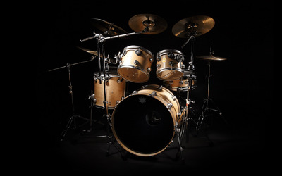 Remo drum kit wallpaper
