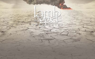 Resolution - Lamb of God wallpaper