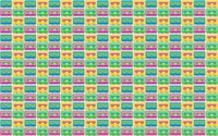 Retroverload Bright Tile wallpaper 1920x1080 jpg