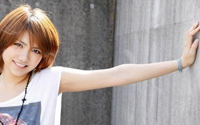 Sae Miyazawa - AKB48 wallpaper