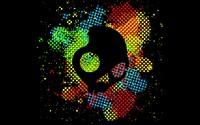 Skullcandy logo wallpaper 2880x1800 jpg