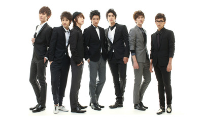 Super Junior [3] wallpaper