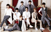 Super Junior wallpaper 1920x1080 jpg