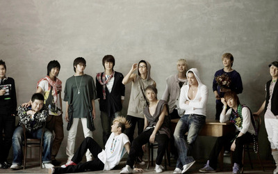 Super Junior [2] wallpaper