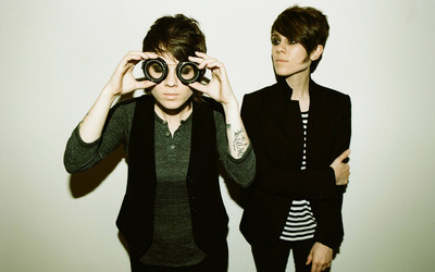 Tegan and Sara [5] wallpaper