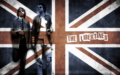 The Libertines wallpaper