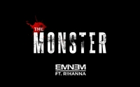 The Monster - Eminem ft. Rihanna wallpaper 1920x1080 jpg