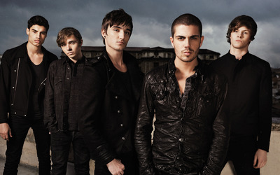 The Wanted [5] wallpaper