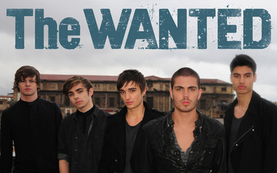 The Wanted [3] wallpaper