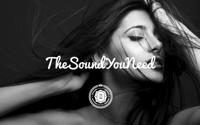 TheSoundYouNeed with a sensual brunette wallpaper