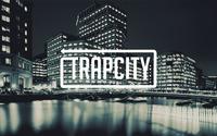 Trap City in the shiny city lights wallpaper 2880x1800 jpg