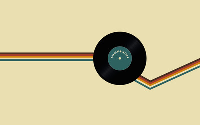 Vinyl record [2] wallpaper