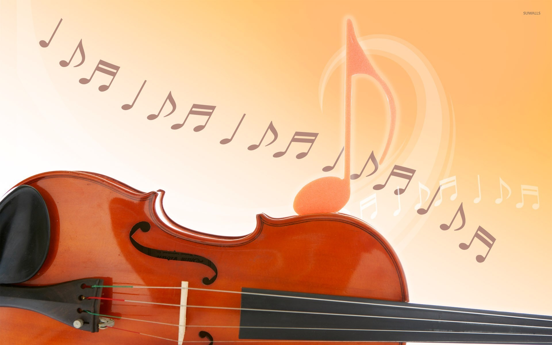 Violin [2] wallpaper - Music wallpapers - #15798