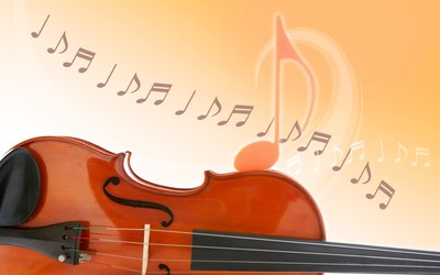 Violin [2] wallpaper