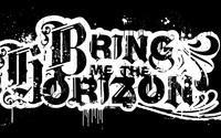 White splash on Bring Me The Horizon - Coldplay wallpaper 1920x1080 jpg