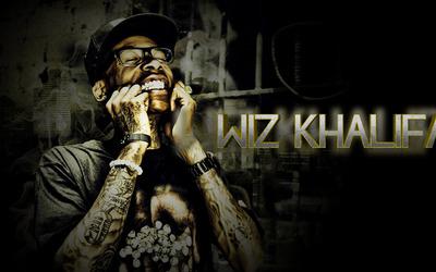 Wiz Khalifa [3] wallpaper