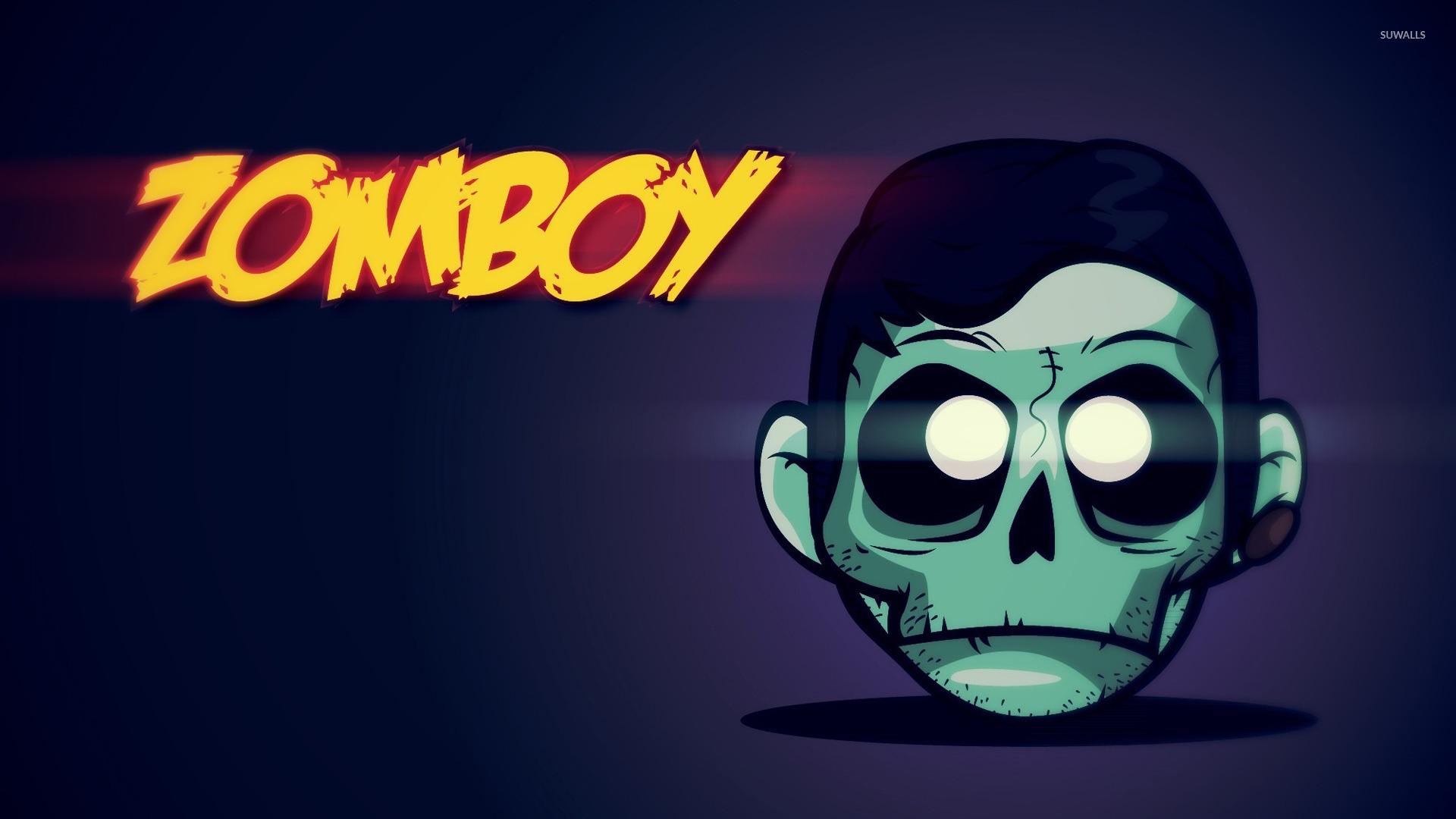 zomboy scrimger richard