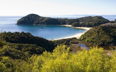 Abel Tasman National Park wallpaper