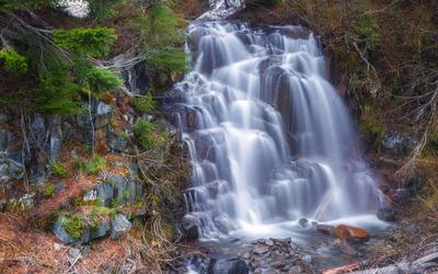 Amazing waterfall [2] wallpaper