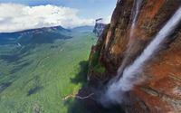 Angel Falls wallpaper 1920x1080 jpg