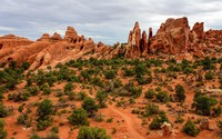 Arches National Park [5] wallpaper 1920x1200 jpg