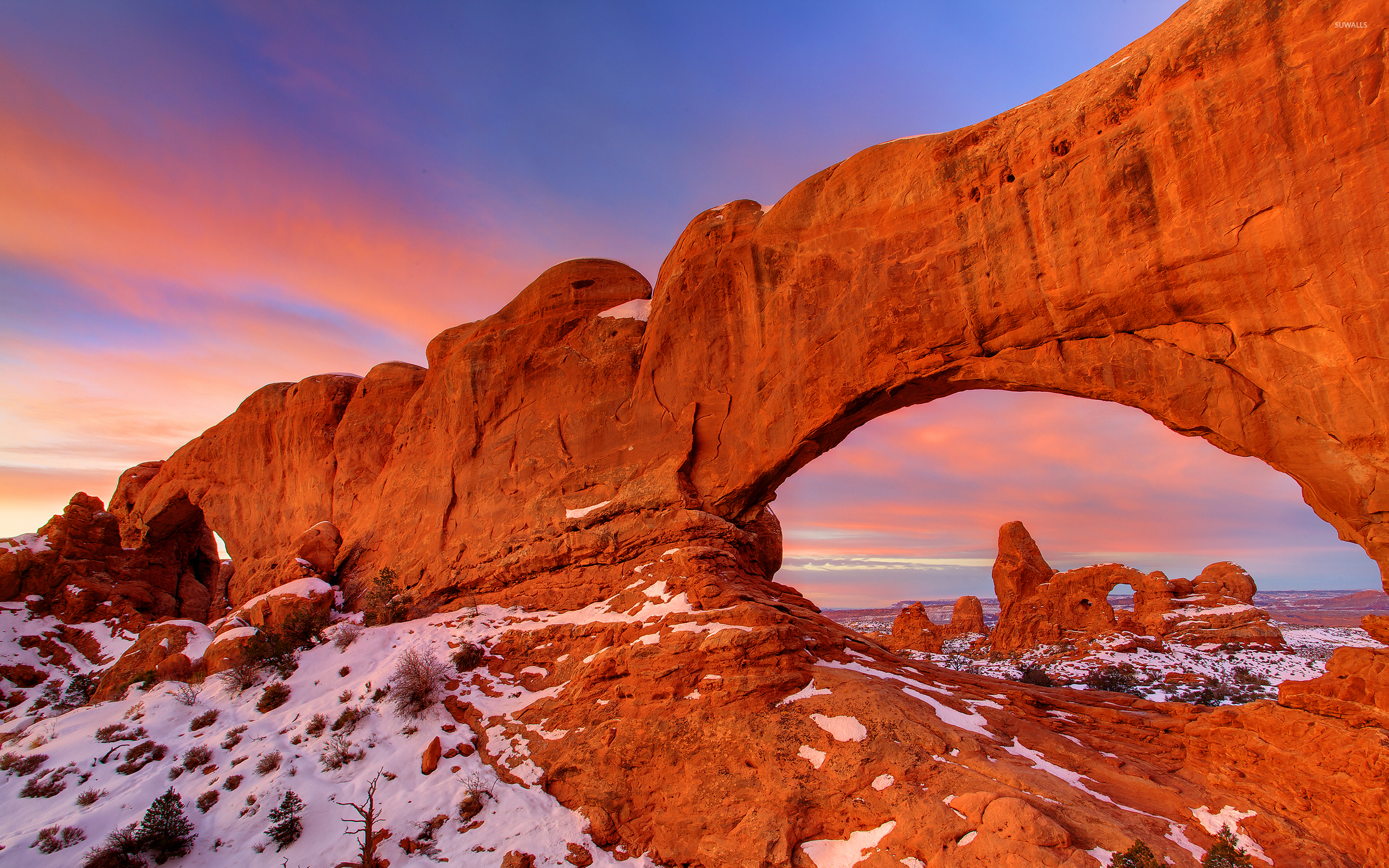 Arches National Park 6 Wallpaper Nature Wallpapers 36139