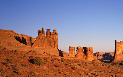 Arches National Park [3] wallpaper