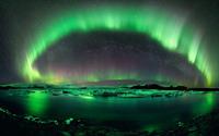 Aurora borealis wallpaper 1920x1200 jpg