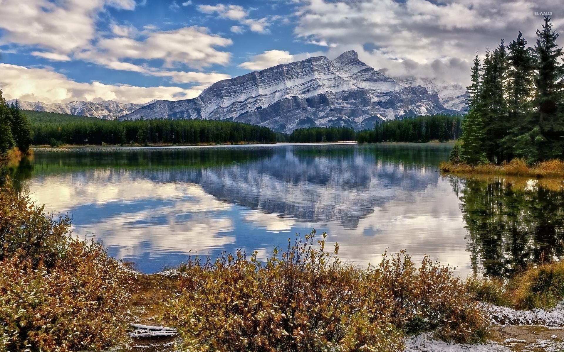 Wedge Pond, Alberta, Canada без смс