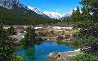Banff National Park, Canada wallpaper 1920x1200 jpg