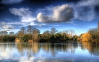 Battersea Park wallpaper 1920x1200 jpg