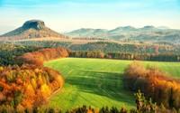 Beautiful autumn day wallpaper 1920x1200 jpg