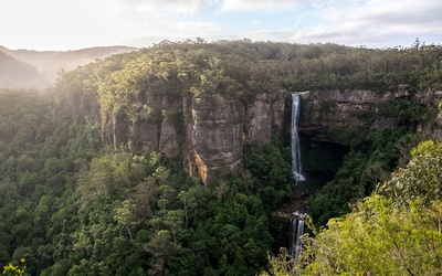 Belmore Falls wallpaper