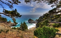 Big Sur [2] wallpaper 1920x1200 jpg