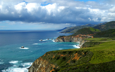 Big Sur, California wallpaper
