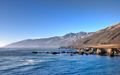 Big Sur coast wallpaper