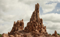 Big Thunder Mountain Railroad wallpaper 1920x1200 jpg