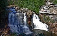Blackwater Falls State Park [2] wallpaper 1920x1080 jpg
